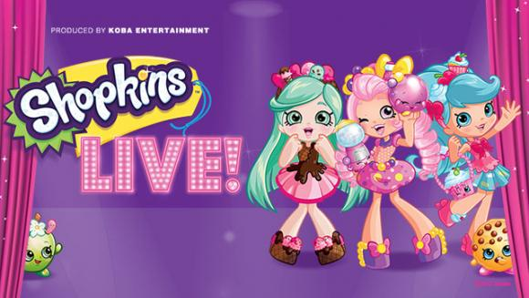 Shopkins Live at Des Monies Civic Center