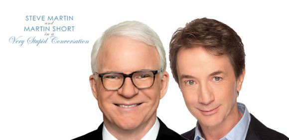 Steve Martin & Martin Short at Des Monies Civic Center