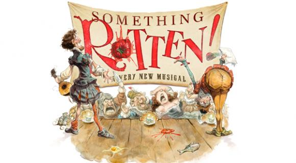 Something Rotten! at Des Monies Civic Center