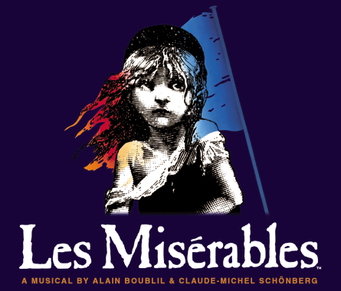 Les Miserables at Des Monies Civic Center