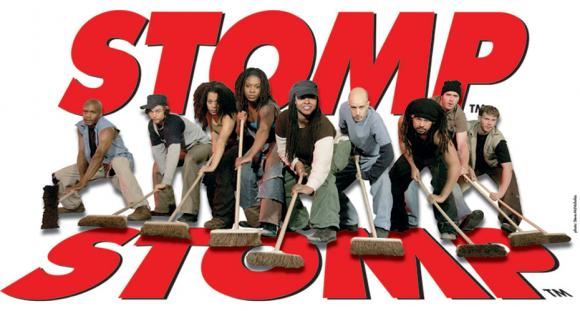 Stomp at Des Monies Civic Center