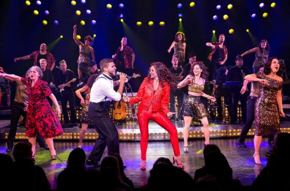 On Your Feet at Des Monies Civic Center