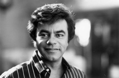 Johnny Mathis at Des Monies Civic Center