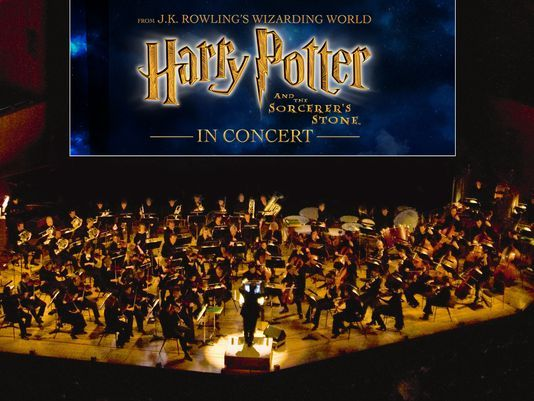 Des Moines Symphony Orchestra: Harry Potter and The Sorcerer's Stone - Film With Live Orchestra at Des Monies Civic Center