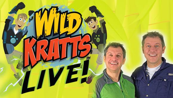 Wild Krats Live at Des Monies Civic Center