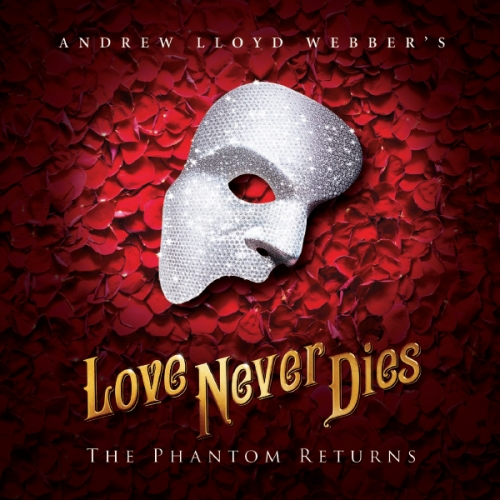 Love Never Dies at Des Monies Civic Center