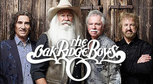The Oak Ridge Boys at Des Monies Civic Center