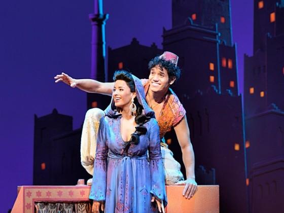 Aladdin at Des Monies Civic Center