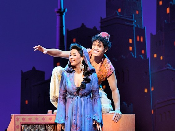 Aladdin at Des Monies Civic Center