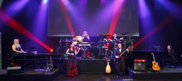 Mannheim Steamroller at Des Monies Civic Center