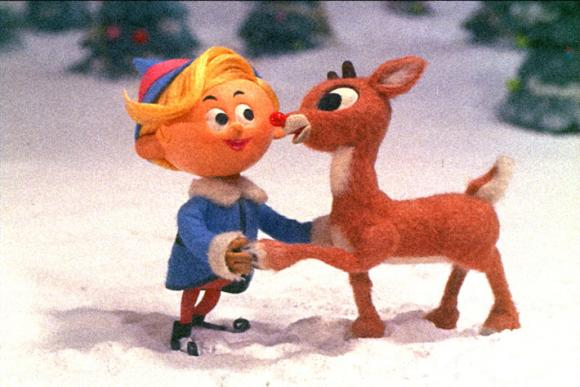 Rudolph The Red-Nosed Reindeer at Des Monies Civic Center