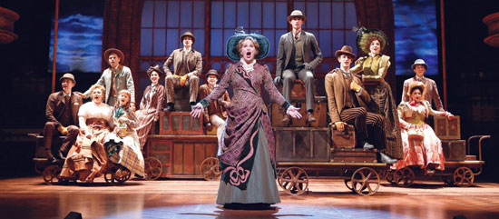 Hello, Dolly! at Des Monies Civic Center