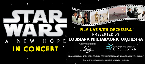 Star Wars - A New Hope In Concert at Des Monies Civic Center
