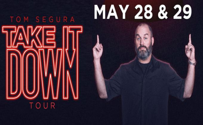 Tom Segura at Des Monies Civic Center