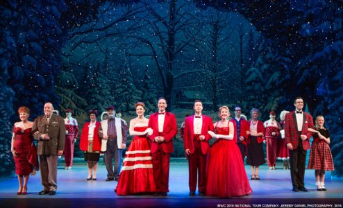 Irving Berlin's White Christmas at Des Monies Civic Center
