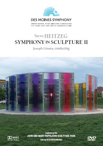 Des Moines Symphony: Joseph Giunta - Symphony In Sculpture at Des Monies Civic Center