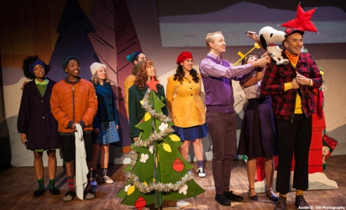 A Charlie Brown Christmas at Des Monies Civic Center