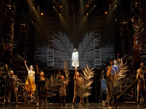 Jesus Christ Superstar at Des Monies Civic Center