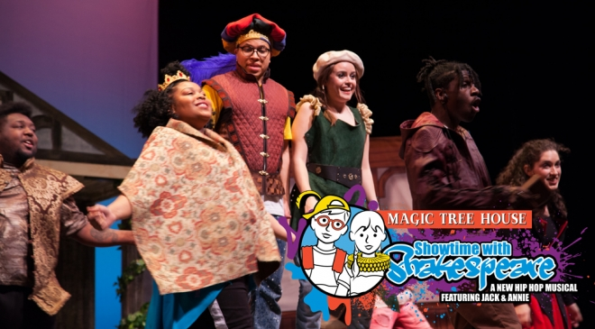 Magic Tree House: Showtime with Shakespeare at Des Monies Civic Center