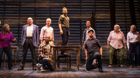 Come From Away at Des Monies Civic Center