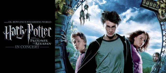 Harry Potter and the Prisoner of Azkaban In Concert at Des Monies Civic Center