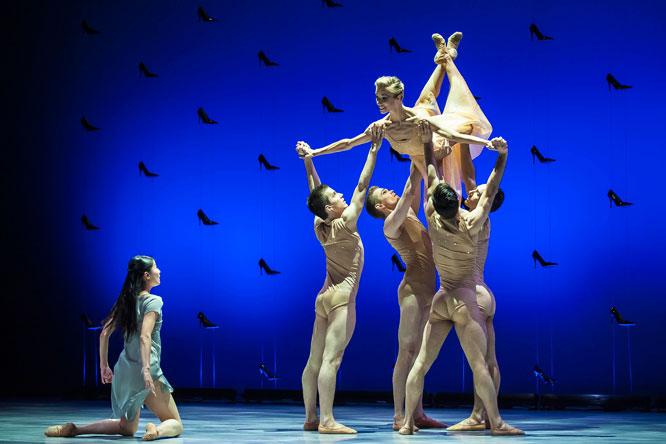 Malandain Ballet Biarritz: Cinderella at Des Monies Civic Center