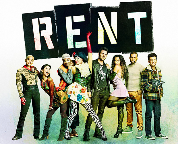 Rent [POSTPONED] at Des Monies Civic Center