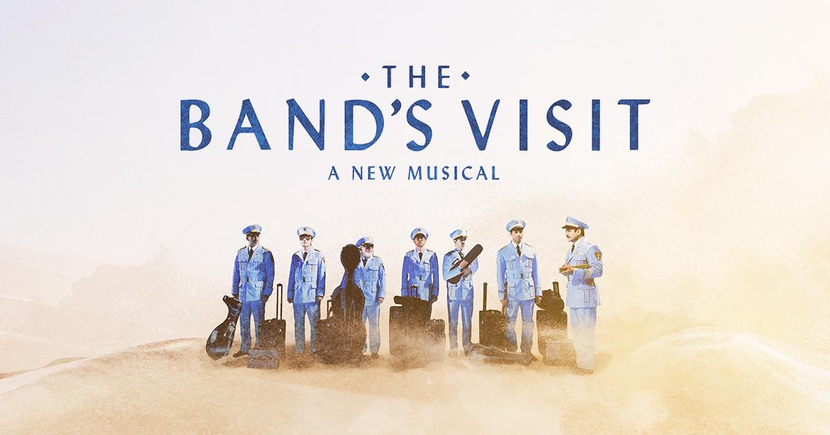 The Band's Visit at Des Monies Civic Center