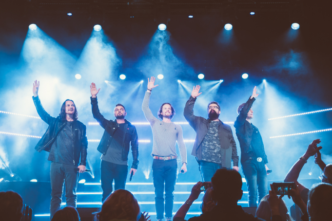 Home Free Vocal Band at Des Monies Civic Center