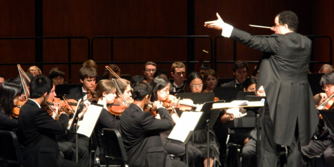 Symphony Pops: Revolution - The Music of The Beatles at Des Monies Civic Center