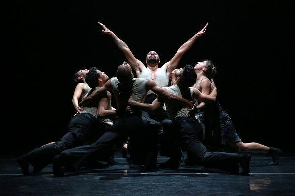 Malpaso Dance Company of Cuba at Des Monies Civic Center
